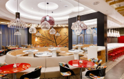 Radisson Blu Resort-ресторан
